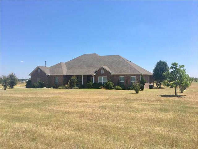 7820 Rector Road, Sanger, TX 76266 (MLS #13896339) :: The Real Estate Station
