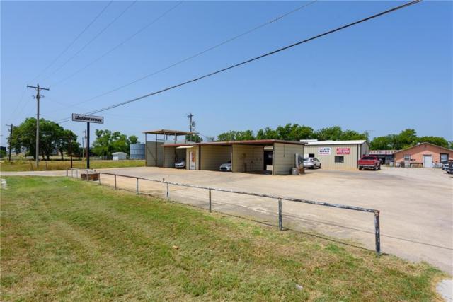 400 N Highway 377, Pilot Point, TX 76258 (MLS #13896497) :: Team Hodnett
