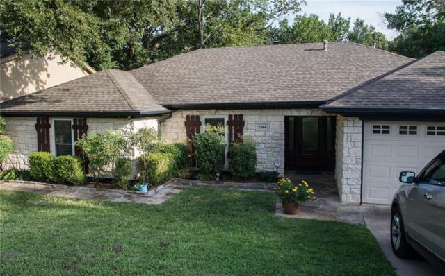 2306 Oakwood Lane, Arlington, TX 76012 (MLS #13896507) :: The Holman Group
