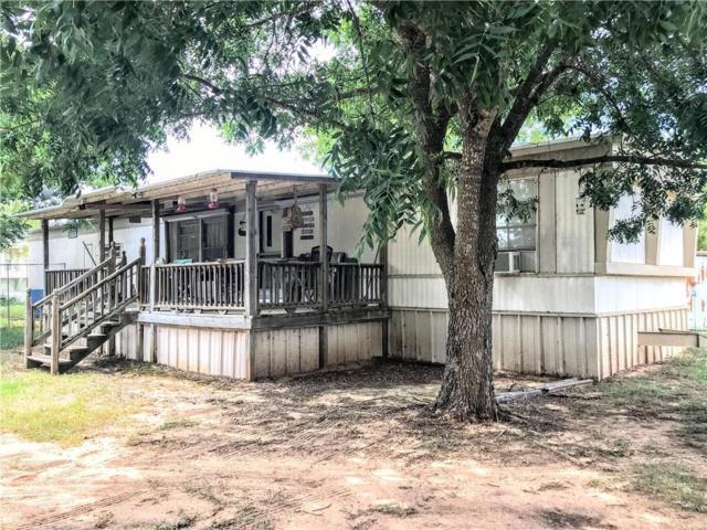 201 Rock Creek Road #46, Graford, TX 76449 (MLS #13896633) :: Kimberly Davis & Associates