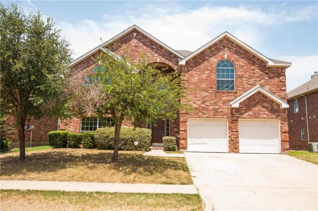 5864 Silver Sage Lane, Grand Prairie, TX 75052 (MLS #13896717) :: Team Hodnett