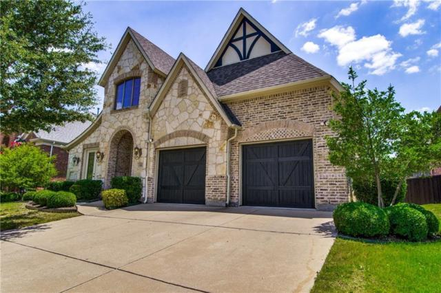 321 Preston Creek Drive, Mckinney, TX 75072 (MLS #13896906) :: RE/MAX Landmark