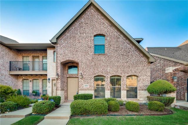 2005 Downing Street, Allen, TX 75013 (MLS #13897137) :: RE/MAX Town & Country