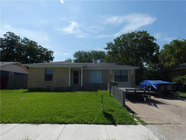 1426 Highland Street, Mesquite, TX 75149 (MLS #13897342) :: Team Hodnett