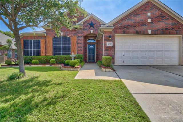 12312 Angel Food Lane, Fort Worth, TX 76244 (MLS #13898016) :: Team Hodnett