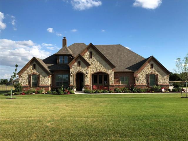 13441 Moorhouse Way, Justin, TX 76247 (MLS #13898165) :: RE/MAX Town & Country
