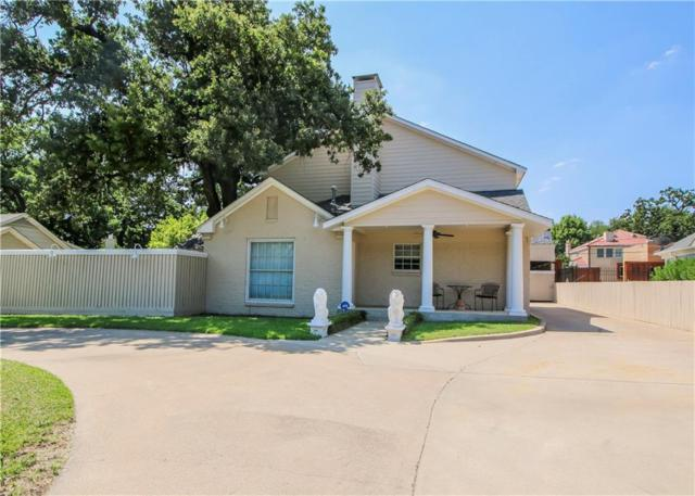 3911 White Settlement Road, Fort Worth, TX 76107 (MLS #13898304) :: North Texas Team | RE/MAX Advantage