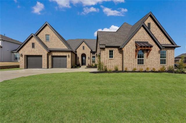 2250 Fossett Drive, Flower Mound, TX 75028 (MLS #13898475) :: Real Estate By Design