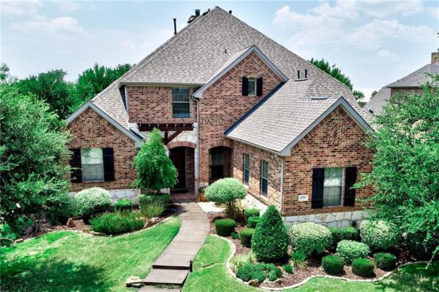 8750 Crockett Drive, Lantana, TX 76226 (MLS #13898894) :: RE/MAX Landmark