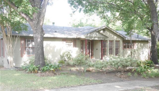 2312 S Adams Street, Fort Worth, TX 76110 (MLS #13899071) :: Team Hodnett