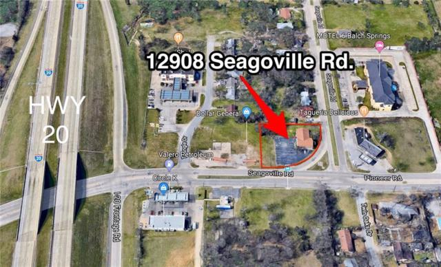 12908 Seagoville Road, Balch Springs, TX 75180 (MLS #13899285) :: The Real Estate Station