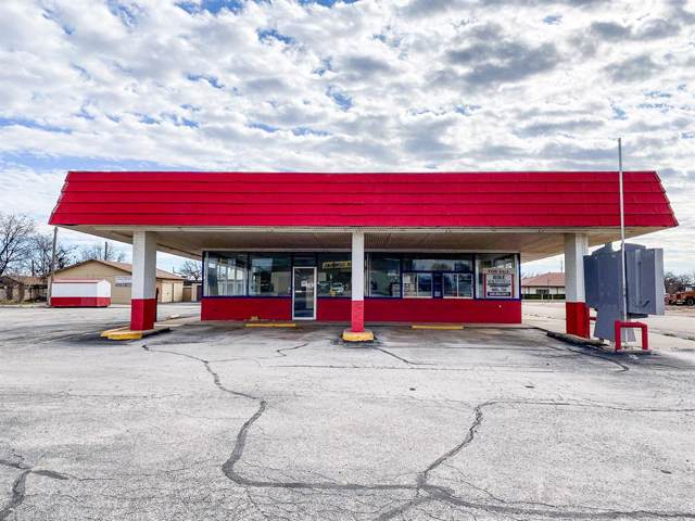 211 N 1st Street, Haskell, TX 79521 (MLS #13899291) :: KW Commercial Dallas