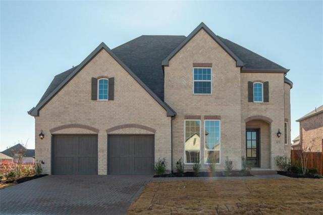 1671 Birdsong Lane, Prosper, TX 75078 (MLS #13899316) :: Real Estate By Design