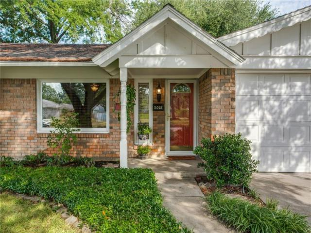 2021 David Drive, Fort Worth, TX 76111 (MLS #13899624) :: Baldree Home Team