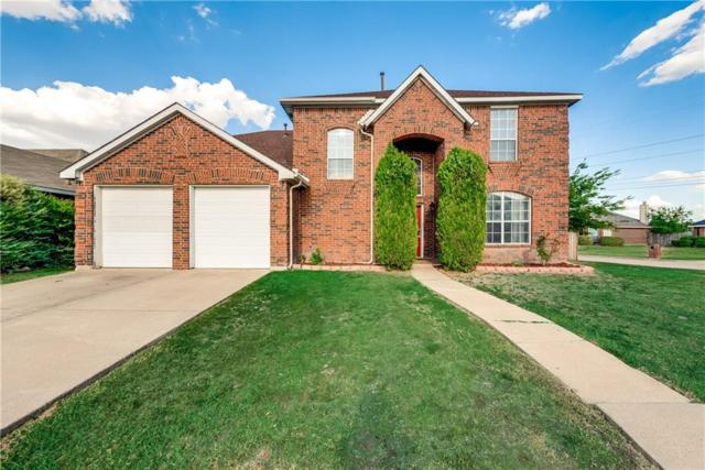 6515 Cove Hollow Drive, Arlington, TX 76002 (MLS #13899733) :: Team Hodnett