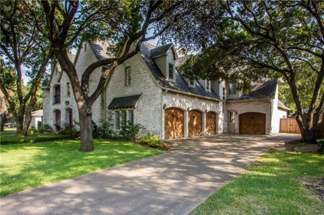 5810 Melshire Drive, Dallas, TX 75230 (MLS #13899874) :: Team Hodnett