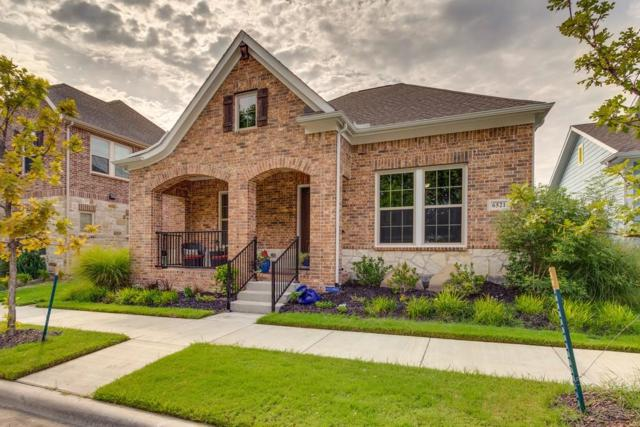 6521 Long Green Street, Rowlett, TX 75089 (MLS #13900076) :: RE/MAX Town & Country