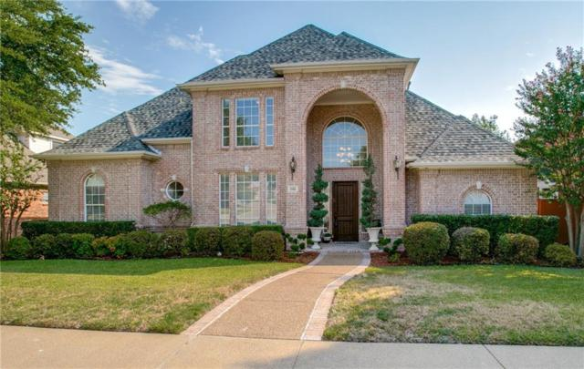 845 Blue Jay Lane, Coppell, TX 75019 (MLS #13900101) :: The Real Estate Station