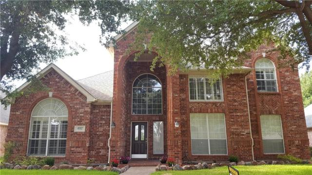 4112 Eastleigh Drive, Plano, TX 75024 (MLS #13900529) :: RE/MAX Landmark