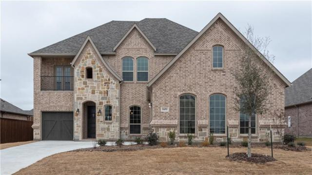 1651 Lonesome Dove Drive, Prosper, TX 75078 (MLS #13900750) :: Real Estate By Design