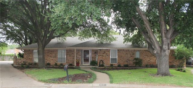 6801 Toledo Court, Fort Worth, TX 76133 (MLS #13900761) :: Team Hodnett