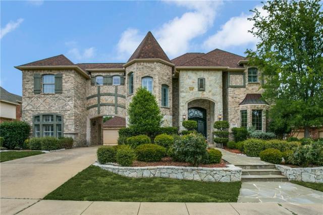 11 Bishop Gate, Allen, TX 75002 (MLS #13900818) :: The Real Estate Station