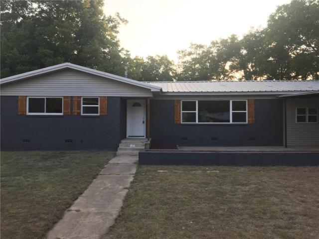 313 Sunset Drive, Comanche, TX 76442 (MLS #13900911) :: RE/MAX Pinnacle Group REALTORS