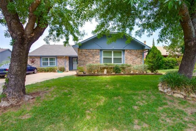 2521 Cherry Blossom Lane, Bedford, TX 76021 (MLS #13901290) :: Team Hodnett