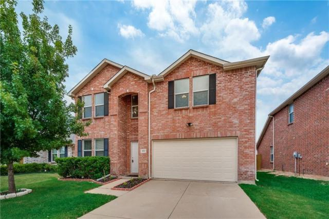 11025 Binkley Drive, Frisco, TX 75035 (MLS #13901560) :: Frankie Arthur Real Estate