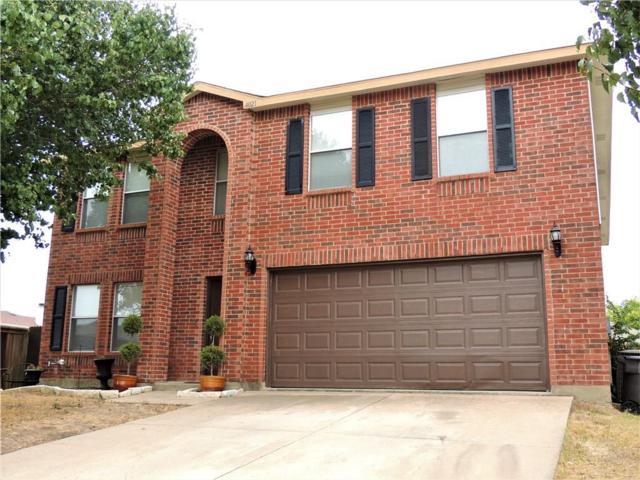 4021 Hunters Hill Drive, Fort Worth, TX 76123 (MLS #13901568) :: Team Hodnett