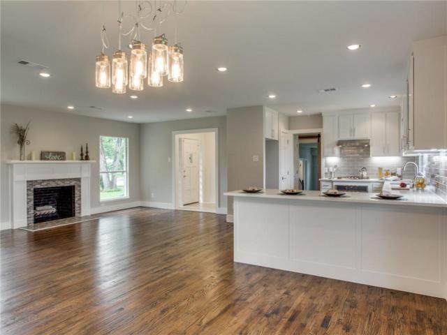 9918 El Patio, Dallas, TX 75218 (MLS #13901639) :: The Real Estate Station