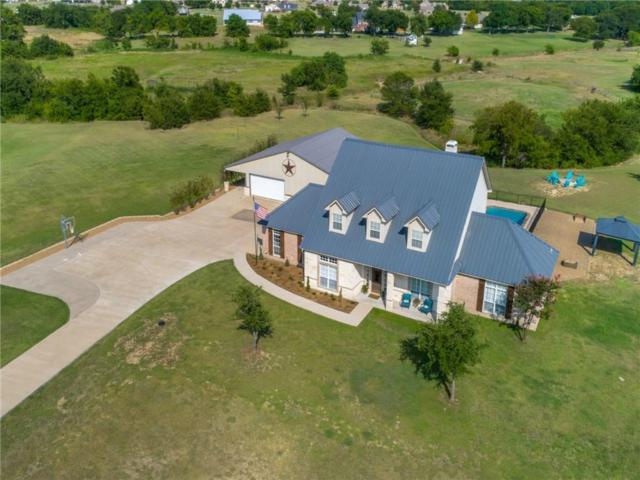 752 NW Jc Maples Road, Gunter, TX 75058 (MLS #13901668) :: RE/MAX Performance Group