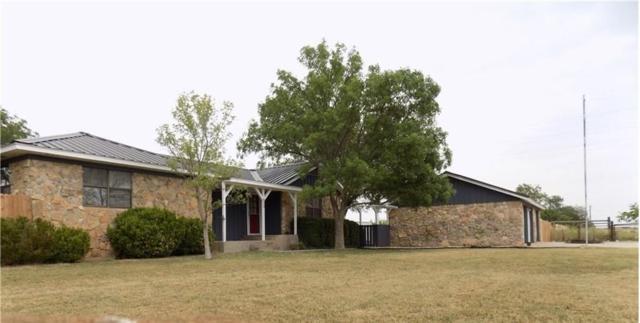 610 Avenue I, Hawley, TX 79525 (MLS #13901971) :: Team Hodnett