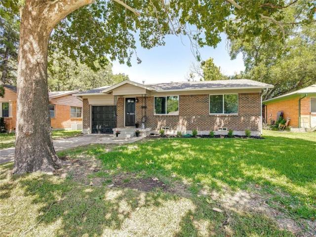 1605 Belmont Street, Mesquite, TX 75149 (MLS #13902405) :: Team Hodnett