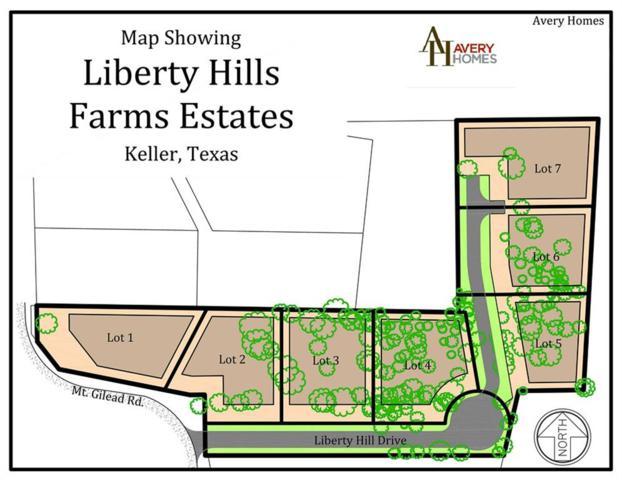 1315 Liberty Hill Drive, Keller, TX 76262 (MLS #13902646) :: RE/MAX Town & Country