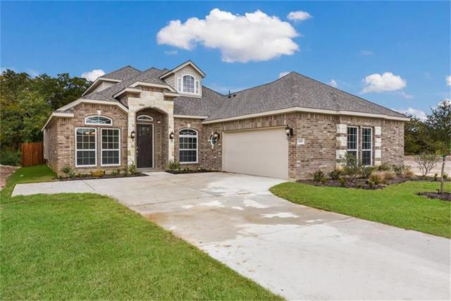 7609 Castle Pines Lane, Denton, TX 76208 (MLS #13902787) :: Real Estate By Design