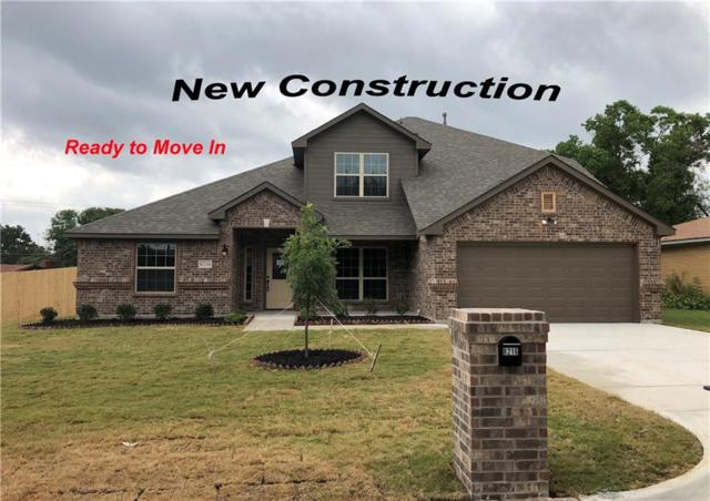 8216 Jerrie Jo Drive, North Richland Hills, TX 76180 (MLS #13902814) :: The Real Estate Station