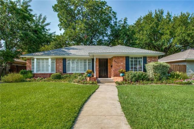 6847 Ravendale Lane, Dallas, TX 75214 (MLS #13903211) :: Team Hodnett