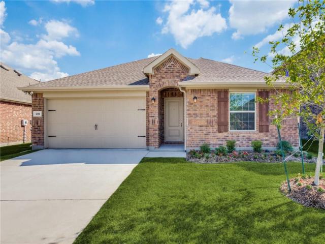 1215 Deerfield Drive, Anna, TX 75409 (MLS #13903487) :: Team Hodnett