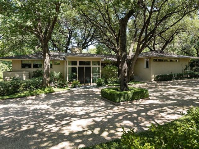 5315 Rock Cliff Place, Dallas, TX 75209 (MLS #13903587) :: Kimberly Davis & Associates
