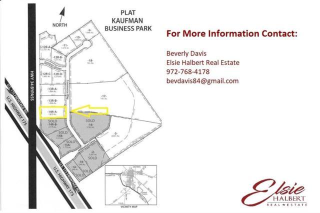 2650 Commerce Way, Kaufman, TX 75142 (MLS #13903710) :: Robinson Clay Team