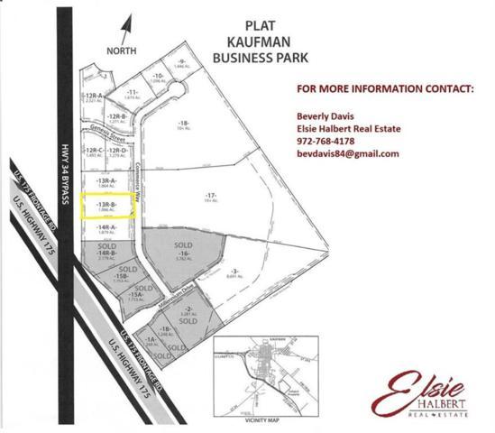 00 Commerce Way, Kaufman, TX 75142 (MLS #13903738) :: Robinson Clay Team