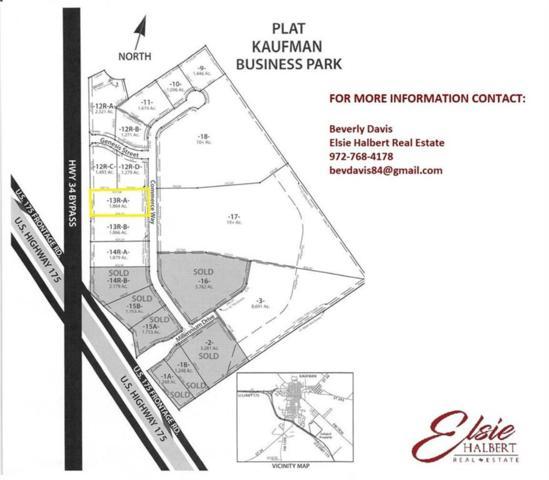 000 Commerce Way, Kaufman, TX 75142 (MLS #13903773) :: Robinson Clay Team