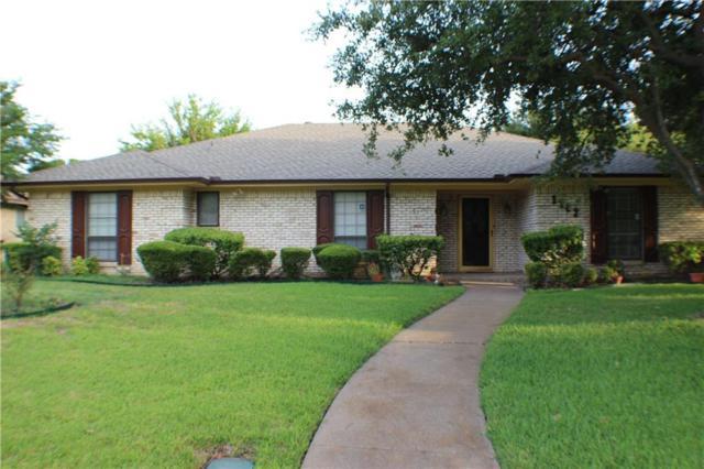 1102 Edgewood Drive, Richardson, TX 75081 (MLS #13904029) :: Team Hodnett