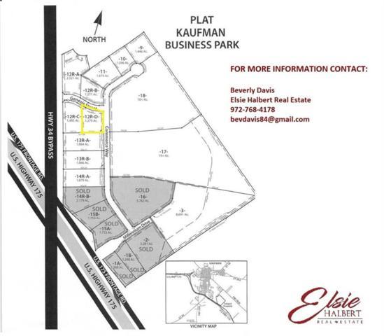 0000 Commerce Way, Kaufman, TX 75142 (MLS #13904576) :: Robinson Clay Team