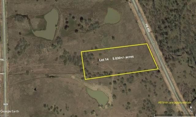 Lot 14 Fm 455, Sanger, TX 76266 (MLS #13904603) :: Trinity Premier Properties