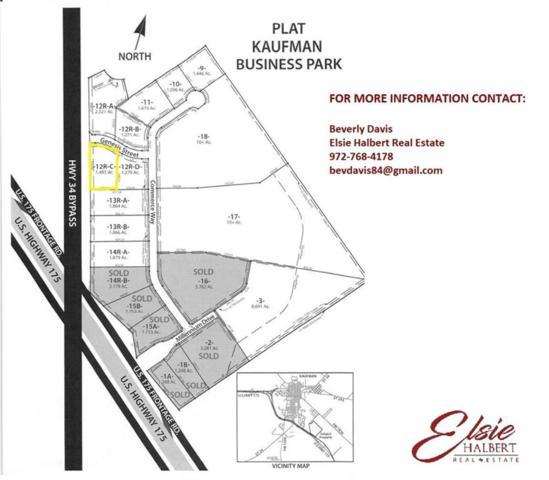 00000 Commerce Way, Kaufman, TX 75142 (MLS #13904633) :: Robinson Clay Team