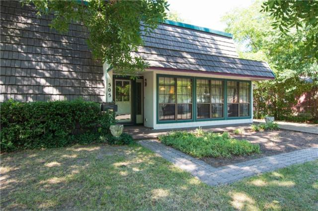 505 Washington Street, Terrell, TX 75160 (MLS #13904660) :: RE/MAX Town & Country