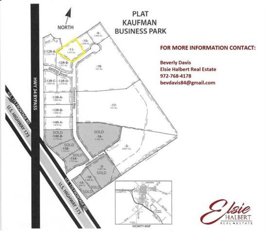 0 Commerce Way, Kaufman, TX 75142 (MLS #13904754) :: Robinson Clay Team