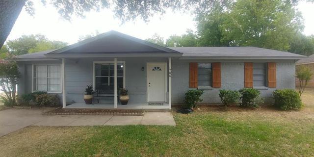 1706 Carroll Drive, Cleburne, TX 76033 (MLS #13904888) :: Team Hodnett